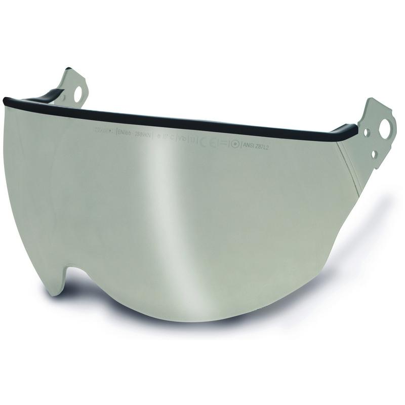 Visier V2 Plus Spiegelglas silber