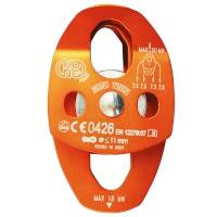 Seilrolle MINI TWIN 827.01