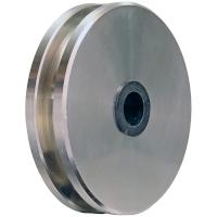 INOX-Seilrolle X10G