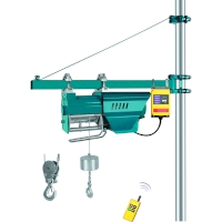 Elektroseilwinde mit Schwenkarm STL