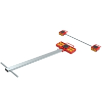 Transportfahrwerk ECO-Skate® MINI (PU)